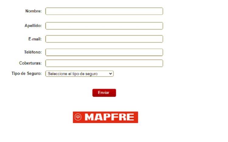 seguros mapfre contacto