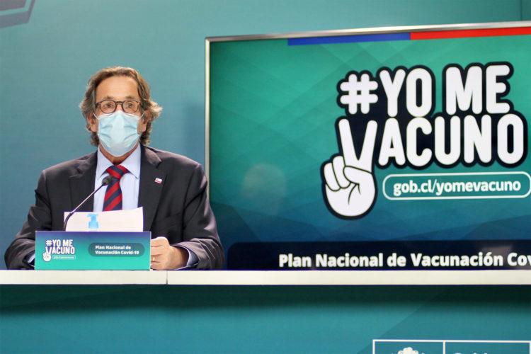 minsal vacunación profesores